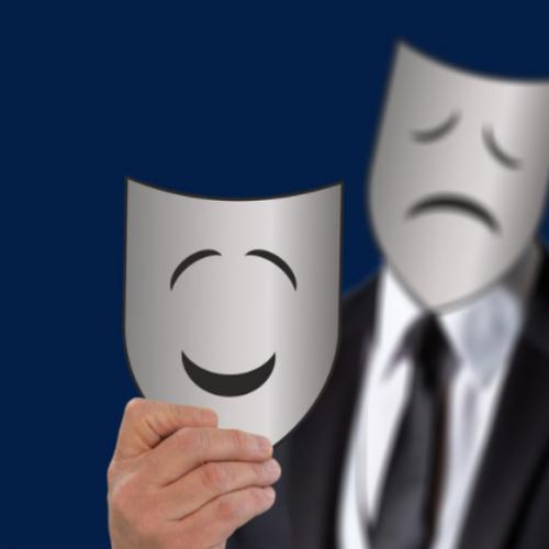Duyguları Özbilinçli, Gergin Kahkahalarla Düzenlemek